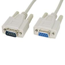Seriele Printer Kabel AK2306  Serial Printer Cable * 9 Pin DB9 Male - DB9 Female