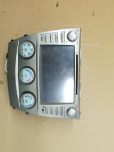 TOYOTA CAMRY RADIO/CD PLAYER, AFTERMARKET, ACV40, 06/06-03/09 06 07 08 09
