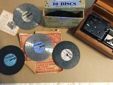 Antique Thoren's Disk Music Box