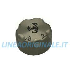 Tappo Serbatoio Radiatore in Alluminio Brunito ORIGINALE Abarth 500 695 Biposto