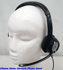 Logitech A-0009 USB Headset Headset with Noise Cancelling Microphone Lot of 85
