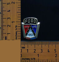 Ford Thunderbird, Cusso, Fairlane, Bonnet / Hood, Logo  Metal Lapel Pin, Badge