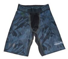 Under Armour Heatgear Men's Compression Shorts (Camo) - S