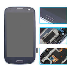 LCD Screen Touch Glass Digitizer Frame For Samsung Galaxy S3 Neo GT-I9300I I9301