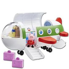 New Peppa Pig Air Peppa Jet Playset With Figure & Accessories