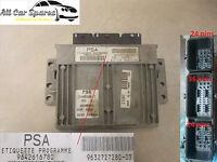 Citroen Xsara Picasso 1.8 16v Petrol Manual - Main Engine ECU
