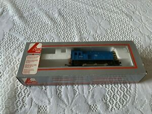 Lima L205225 Class 09 r/n 09026 NSE bright blue + con rods (mint boxed cond:)
