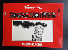Franquin Idées Noires Fluide Glacial EO 1973 BON ETAT