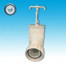 """VITA SPA 2"""" GATE VALVE WITH PUMP UNIÓN  AND GASKET (SOLD AS EACH)"""