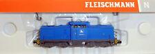 "Fleischmann N 931882-1 Diesellok BR 204 Pressnitztalbahn ""DCC Digital"" NEU + OVP"