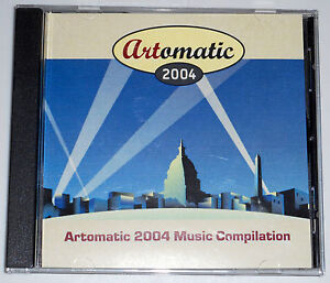 Artomatic 2004 Music Compilation