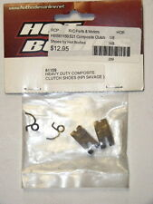 HOT BODIES #61159  HEAVY DUTY COMPOSITE 2-SHOE CLUTCH W/ SPRINGS: HPI Savage 21