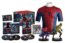 The Amazing Spider-Man TM Amazing Box SteelBook w/Figurines, etc. (Japan Import)