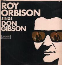 Roy Orbison(1st Issue Stereo Vinyl LP)Sings Don Gibson-London-SHU 8318-VG/G+