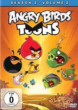 DVD *  ANGRY BIRDS TOONS - SEASON 2 VOLUME 2 # NEU OVP <