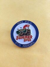 CURLING PIN SUMMER SPUD 5th ANNUAL P.E.I. 1994