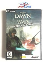 Warhammer 40.000 Dawn Of War Winter Assault PAL/SPA PC Sealed Retro Precintado