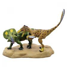 Favorite Dinosaur mini model Velociraptor vs Protoceratops Designed by K.Araki