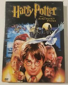 Harry Potter and the Sorcerers Stone (DVD, 2002, 2-Disc Set, Full Frame)