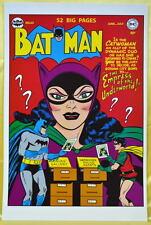 BATMAN 65 COVER PRINT CATWOMAN