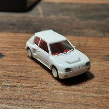 Herpa 1:87 Peugeot 205 Turbo weiß