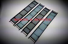 4 pcs Genuine DAIKIN Titanium apatite photocatalytic air filter FTX FTK FVX CTX