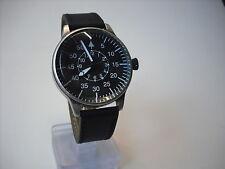 Mil-Tec,Armbanduhr, Militäruhr, Reproduktion Fliegeruhr,B-Uhr Luftwaffe, WKII