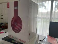 Beats by Dr. Dre Studio3 Wireless Over-EarHeadphones - Red