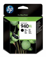 Genuine HP 940XL Black High Capacity Ink Cartridge (C4906AE) | FREE 🚚 DELIVERY