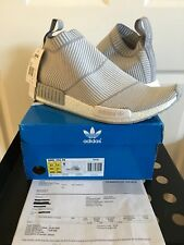 Adidas NMD PK CS1 City Sock Grey 100% Authentic W/Receipt Size 12