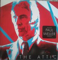 """Paul Weller – The Attic on White Vinyl 7"""" Single Yep Roc 2012 NEW"""