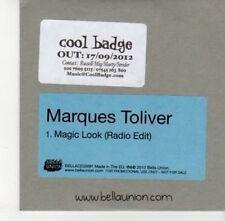 (DJ248) Marques Toliver, Magic Look - 2012 DJ CD