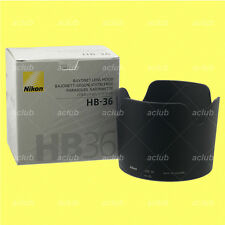 Genuine Nikon HB-36 Lens Hood for AF-S VR 70-300mm f/4.5-5.6G IF-ED