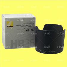 Genuine Nikon HB-36 Lentille Capuche Pour Af-S VR 70-300 mm f/4.5-5.6G IF-ED