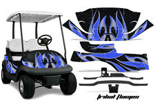 Club Car Precedent Golf Cart Graphic Kit Wrap Parts AMR Racing Decals TRIBAL BB