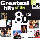 Greatest Hits of the 80's [Disky 2001] by Various Artists (CD, Dec-2004, Disky …