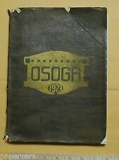 1923 Gettysburg Academy High School yearbook Adams County Pennsylvania PA OSOGA