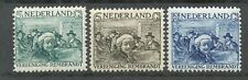 Nederland  257 - 260 ongebruikt (2)