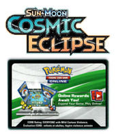 50x Cosmic Eclipse code CARDS MESSAGED Fast