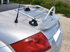 AUDI TT Roadster Equipaje Rack No ABRAZADERAS damage1999-today Inoxidable Acero