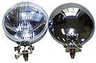 Classic Mini chrome spotlight driving lights pair 5 1/2