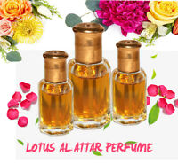 Lotus Al Attar Ittar 100% Pure concentrated Perfume Oil From India