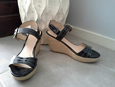 Wittner Patent Leather Platforms & Wedges Heels for Women
