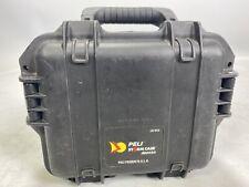 Peli STORM CASE iM2050 case noir avec mousse