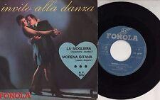 WILLIAM FISARMONICA disco 45 STAMPA ITALIANA La mogliera + Morena gitana