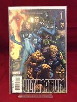 Ulitmatum #1 2009 Marvel Comics Fantastic Four