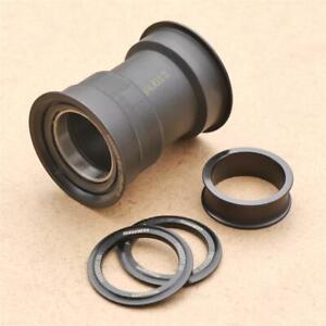 Truvativ Bottom Bracket Press Fit PF30 Incl. Spindle (Bbright BB386) SRAM - New