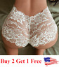 ☆USA☆ Sexy Women Lace Thong G-string Panties Lingerie Underwear  T-back