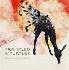 TRAMPLED BY TURTLES Wild Animals CD BRAND NEW Digipak