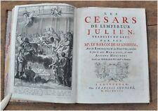 Numismatik - LES CESARS DE LEMPEREUR JULIEN - 300 Kupferstich-Medaillen - 1728